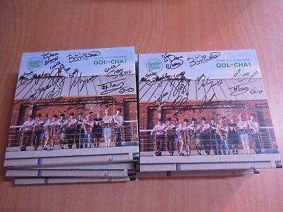 Golden Child - Gol-Cha! (1st Mini Promo) with Autographed (Signed)