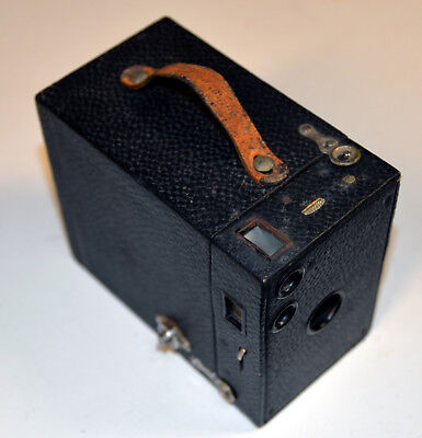 Kodak Brownie No.2A Model B 116 film box camera