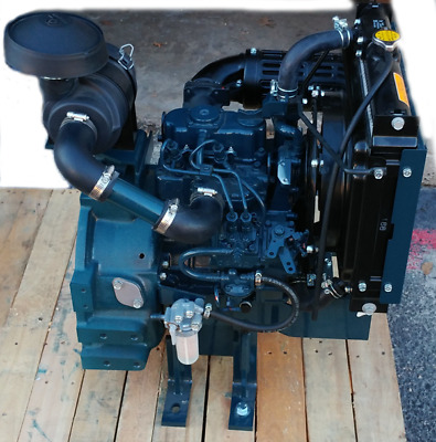 Kubota Mini Series Z482-E3B Engine Power Train, 2 cylinder NEW