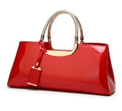 High Quality European style Women Bag red Travel Shoulder Tote free shipping