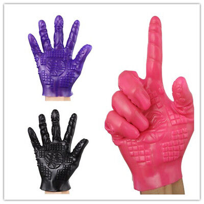 2017 Sensual Love Spike Massage Rave Glove Party Flirt Halloween Toy Xams Gift