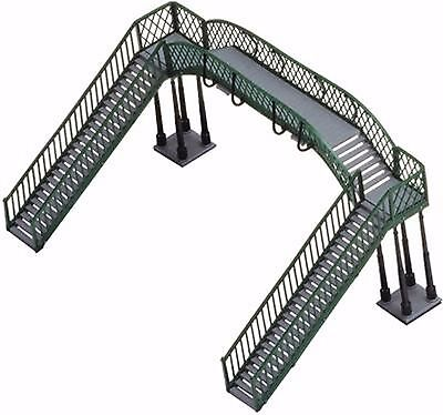 Double track Footbridge - Hornby R076 - OO Model Trains suits HO GST5