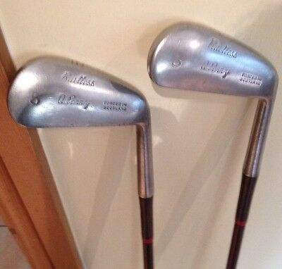 Vintage A. Perry 3 And 5 Iron