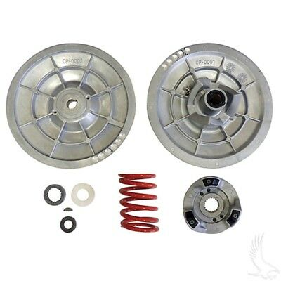 Yamaha Heavy Duty Driven Clutch Kit G2-G22. Red Hawk. Shipping Included