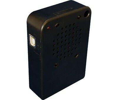 300 Second USB Recording Module with MOTION SENSOR and Black Enclosure