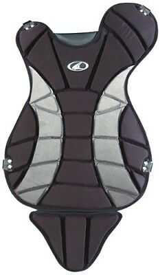 Champro Little League Chest Protector (Black, 36.8cm Length). Delivery is Free