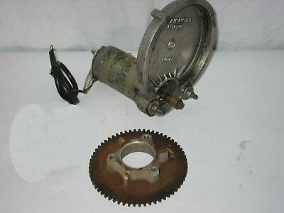 Rotax 582 Electric Starter !!!