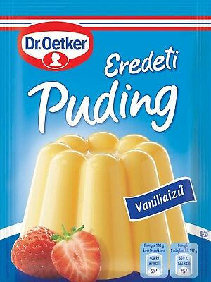 Dr Oetker Original Vanilla Pudding Powder (3X Pack)
