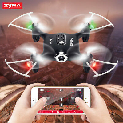 2.4G 4CH 6-Axis Mini RC Quadcopter Small Drone Helicopter with 3.0MP Camera Xmas