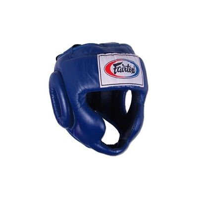 Fairtex Headgear HG3 - full coverage boxing head guard