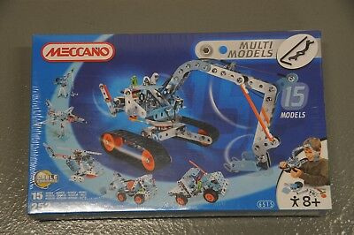 Meccano Set 6515 (15 models) - New