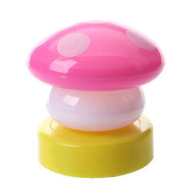 5X(Mushroom Touch Lamp LED Night Light Night light child light pink SH5