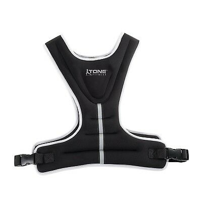 Tone Fitness 3.6kg Weighted Vest. Free Delivery