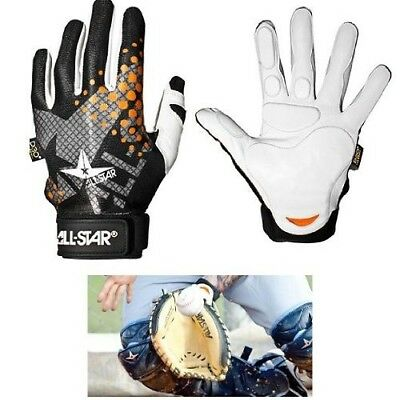 (Adult Medium, Left Hand Glove (Right Handed Throwers)) - NEW Catcher's &