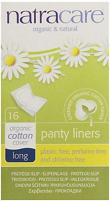 Panty Liners - Long Wrapped - 16