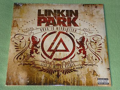 LINKIN PARK Road To Revolution: Live At Milton Keynes 2LP DVD NEW SEALD US PRESS