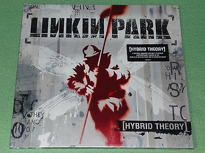 LINKIN PARK Hybrid Theory 2014 Reissue LP GATEFOLD Warner Bros. 9362-49477-5 EX