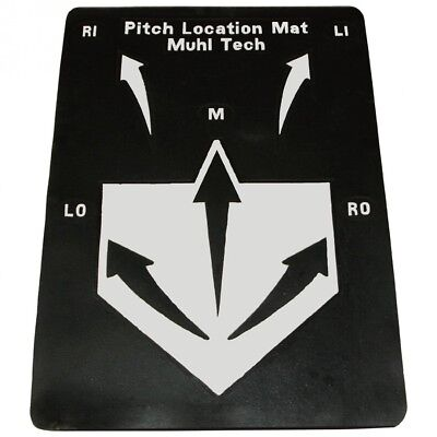 Muhl Sports Pitch Location Mat. Shipping Included
