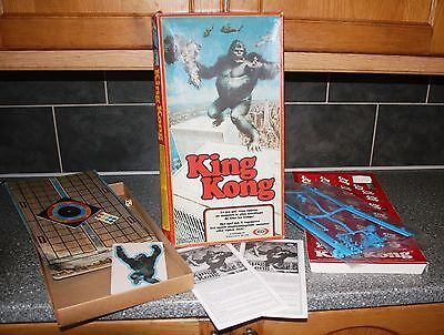 Arxon King Kong Twin Towers Game-1976 Ideal-Unused