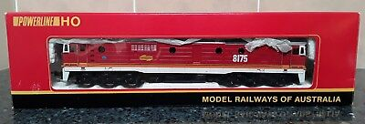 Powerline HO 8175 Model Railways of Australia P202 SRA 81 Class Locomotive