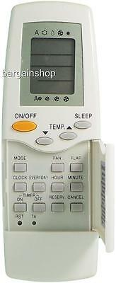 Carrier Air Conditioner Replacement Remote Control RFL-0301, RFL-0601