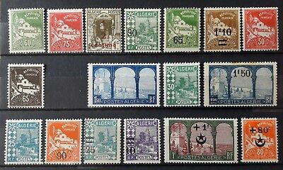 France Colonies- Lot Mh* - Etat TB - 1 scan(s) E1619