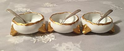 Vintage Salt and Pepper Set Capodimonte Made in Italy