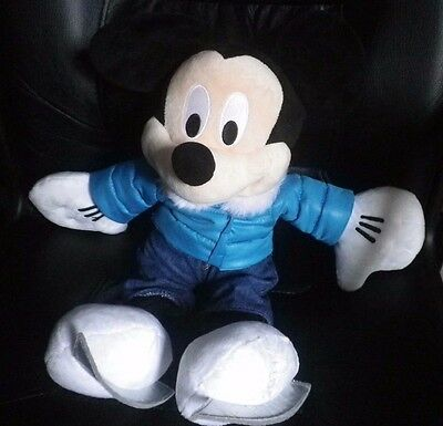 Peluche Mickey Mouse Patinador