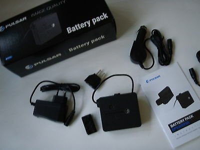 Pulsar EPS3I Rechargeable Battery Pack for Digital and Thermal Units Brand New
