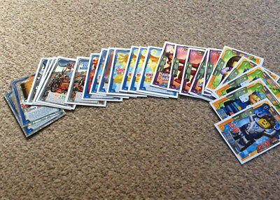 Lego Nexo Knights Trading Cards 5 for £1.00