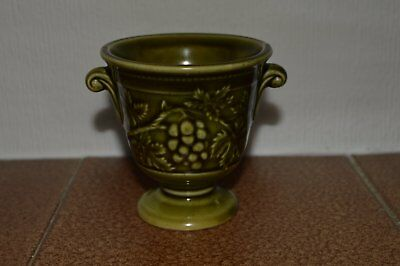 Holkham pottery urn - small, 3'' tall