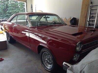 Ford: Mercury Cyclone GT 1966 Mercury Comet Cyclone GT-RARE!!