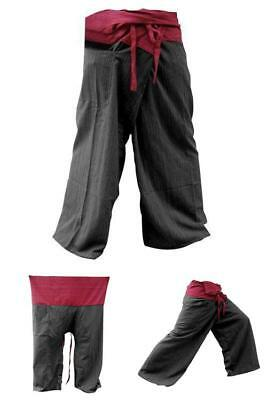 Pirate Pants Medieval Renaissance Party Costume Fisherman Yoga Pants Cotton