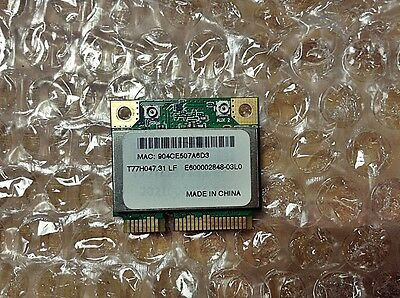 ATHEROS AR5B93 WLAN WiFi Card MINI PCI (Acer Aspire 5738ZG)