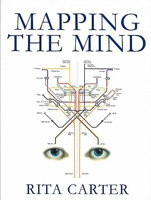 Mapping the Mind - Rita Carter - 1998