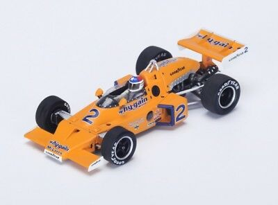 "McLaren M16C #2 J.Rutherford ""Winner Indy 500"" 1976 (Spark 1:43 / 43IN76)"