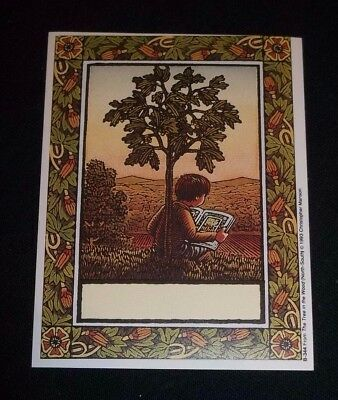 Antioch Bookplates From the Tree in the Wood 1993 Christopher Manson