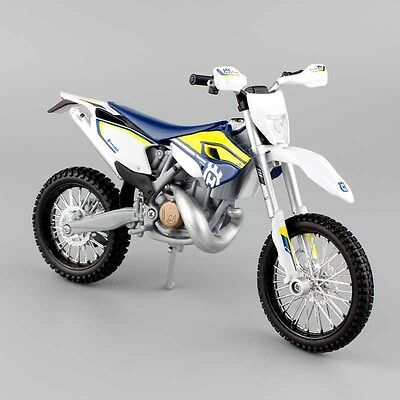 1:12 KTM HUSQVARNA FE501 enduro Motorcycle Motocross Dirt Bike Diecast model toy