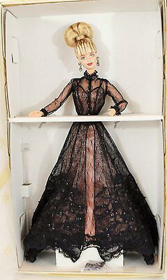 Barbie Nolan Miller Sheer Illusion 1998 Barbie Doll New Boxed Elegant  Barbie