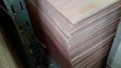 Hardwood faced plywood sheets 8x4