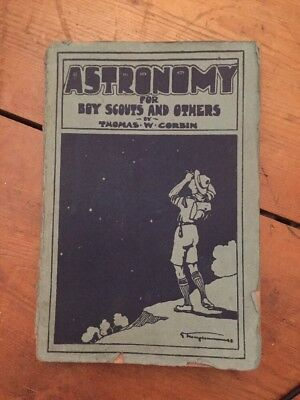 Astronomy For Boy Scouts And Others 1920