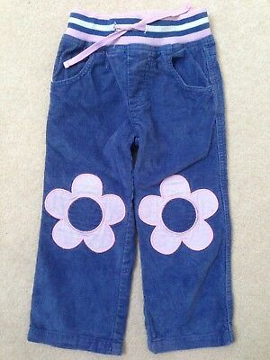 3 X Boden Girls Trousers Size 2-3 Years