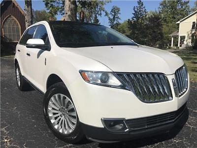 2014 Lincoln MKX Panoramic Moon 14 Lincoln MKX AWD Panoramic Moon 35,669 Miles Clean Rebuilt Title Buy & Save $