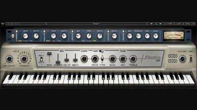 Waves Electric 200 Piano - WUP Until August 2019