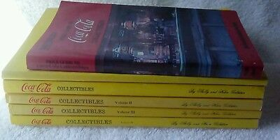 Coca Cola Price Guide Index to Collectibles lot 6 Books