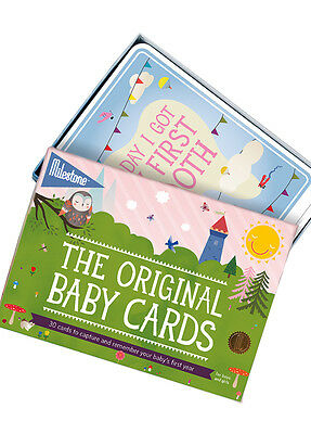 Milestone Cards - Baby Cards