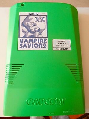 Capcom CPS2 Vampire Savior 2 B Board Only with Battery