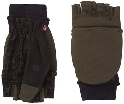 (Small, Olive) - Sealskinz Men's Outdoor Sports Mitten. Free Delivery
