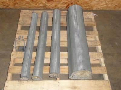 165476 Old-Stock, Lumsden Corp B60601838 Bundle of Galvanized Woven Balance Belt