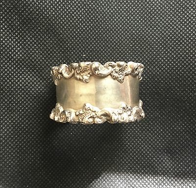 Towle Sterling Napkin Ring 112